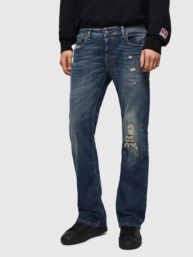 Zatiny 083AC, Blu Scuro - Jeans