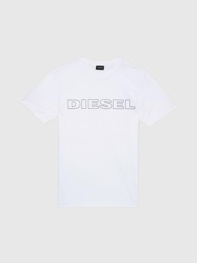Diesel - UMLT-JAKE TWOPACK, Nero/Bianco - Tops - Image 2