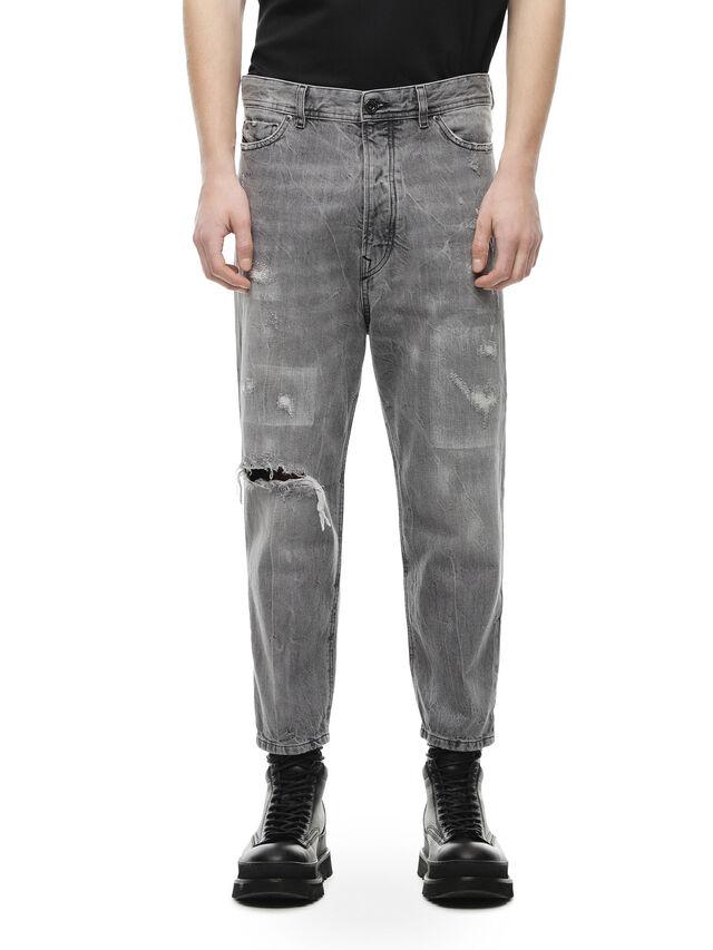 Diesel - TYPE-2831, Grigio Jeans - Jeans - Image 1