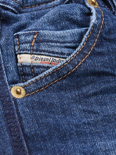 Diesel - KROOLEY-B-N F JOGGJEANS, Blu medio - Jeans - Image 3