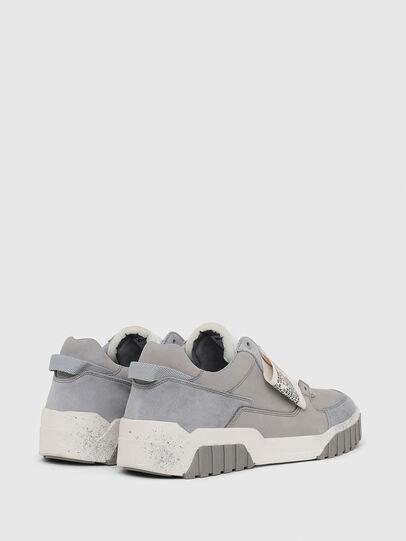 Diesel - S-LE RUA ON, Grigio - Sneakers - Image 3