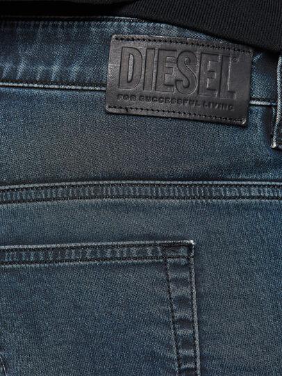 Diesel - FAYZA JoggJeans® 069PQ, Blu Scuro - Jeans - Image 4