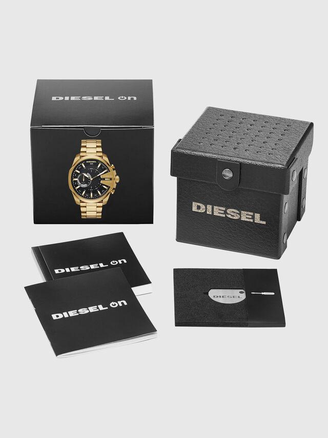 Diesel - DT1013, Oro - Smartwatches - Image 4
