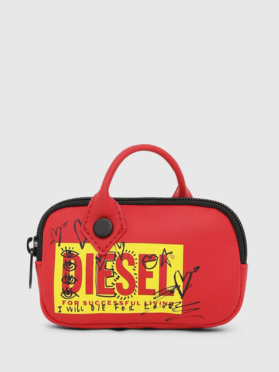 Diesel - SHOPPINA PAS, Rosso - Shopper e Borse a Spalla - Image 1