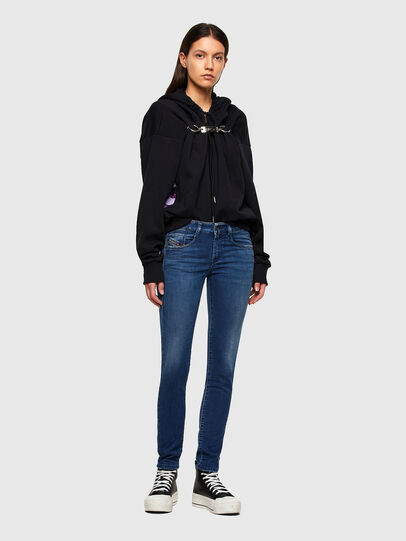 Diesel - D-Ollies JoggJeans® 069SM, Blu Scuro - Jeans - Image 5