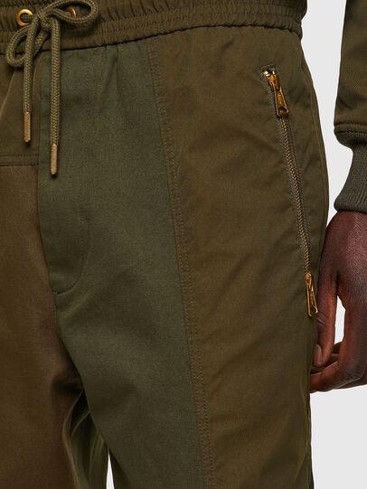 Diesel - P-BRIGGS, Verde Militare - Pantaloni - Image 4