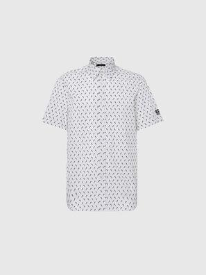 S-RILEY-SHO-KA, Bianco/Nero - Camicie