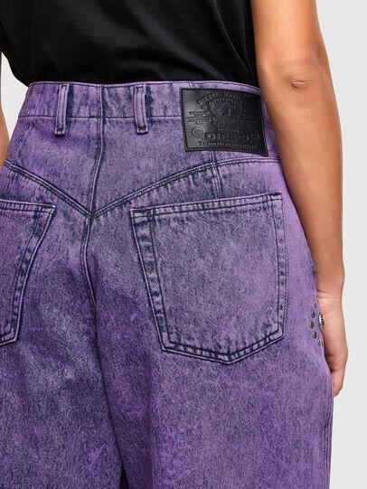 Diesel - D-Concias 009RR, Viola - Jeans - Image 5