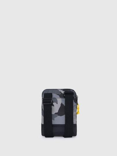 Diesel - VYGA, Grigio/Nero - Borse a tracolla - Image 2