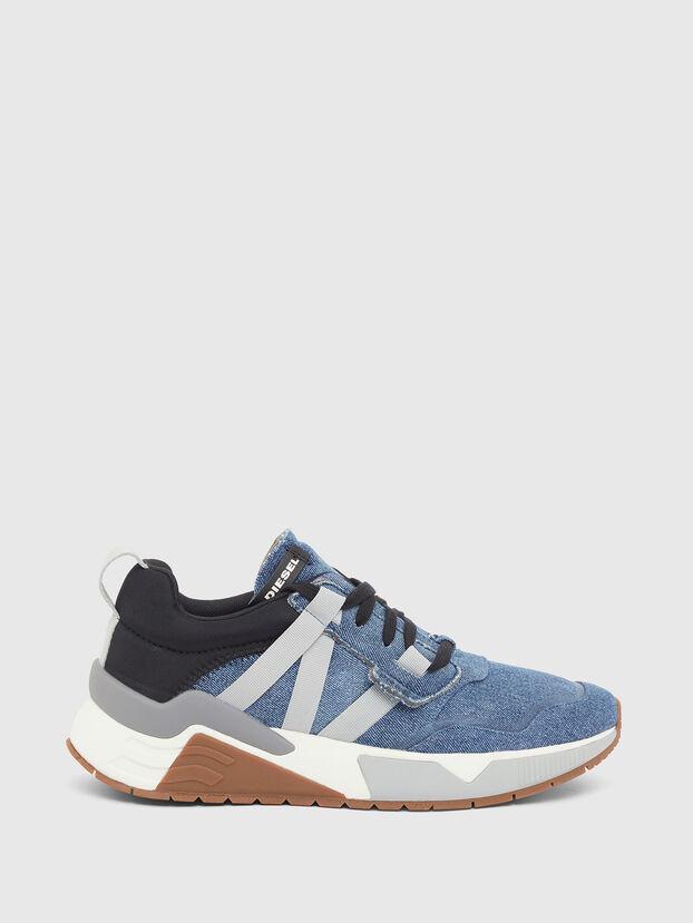S-BRENTHA WL, Blu Jeans - Sneakers
