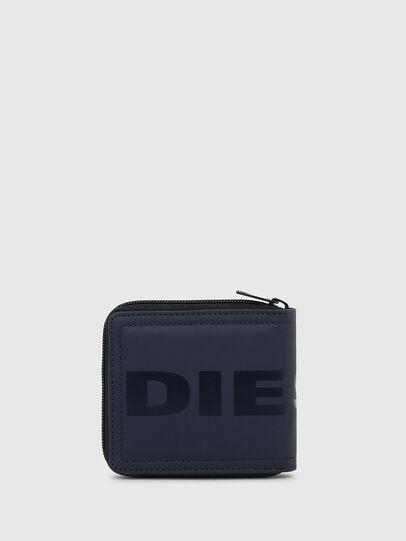 Diesel - ZIPPY HIRESH S, Blu Scuro - Portafogli Con Zip - Image 2