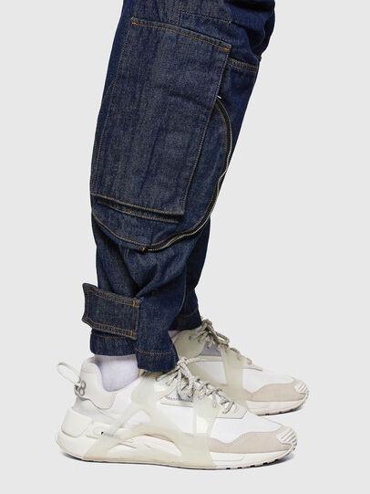 Diesel - D-KARGO, Blu medio - Pantaloni - Image 3