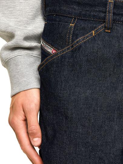 Diesel - D-Franky 009HP, Blu Scuro - Jeans - Image 3
