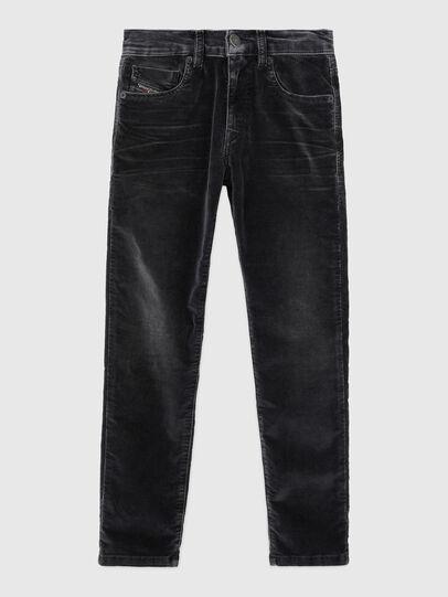 Diesel - D-STRUKT-J, Nero - Jeans - Image 1