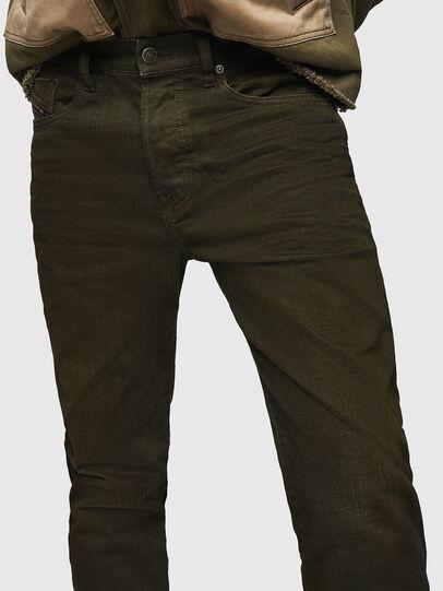 Diesel - Mharky 0078D, Verde Militare - Jeans - Image 3