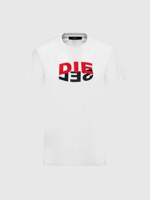 T-SILY-V23, Bianco - T-Shirts
