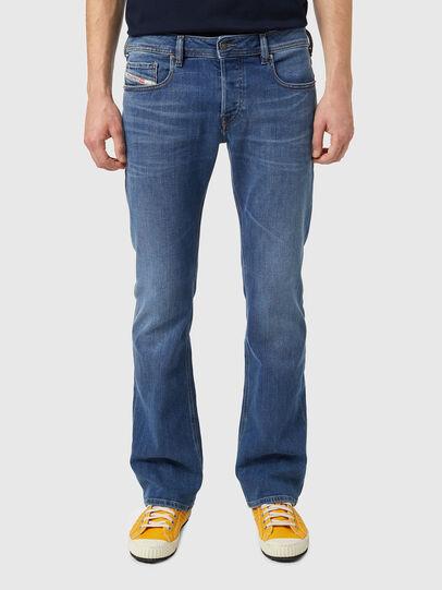 Diesel - Zatiny 09A80, Blu medio - Jeans - Image 1