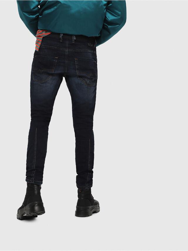 Diesel - Krooley JoggJeans 069DQ, Blu Scuro - Jeans - Image 2