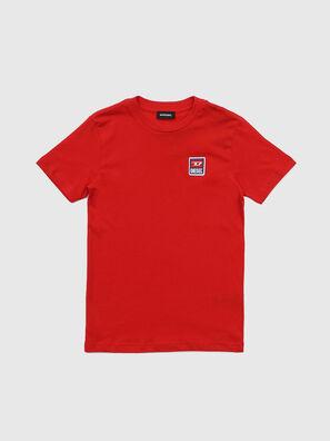 TDIEGODIV, Rosso - T-shirts e Tops