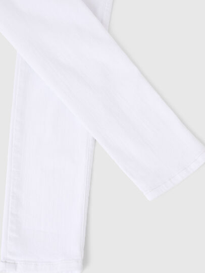 Diesel - Slandy 086AC, Bianco - Jeans - Image 5