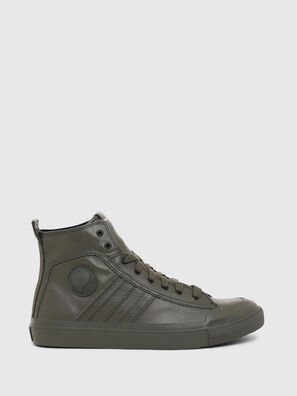 S-ASTICO MID LACE, Verde Scuro - Sneakers