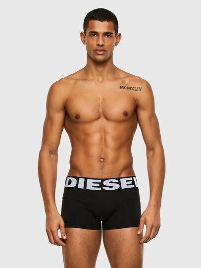 Diesel - UMBX-DAMIEN, Nero - Boxer stretch - Image 1