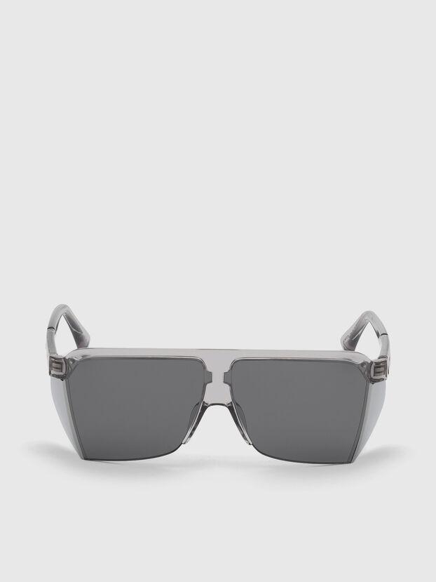 DL0319, Grigio - Occhiali da sole