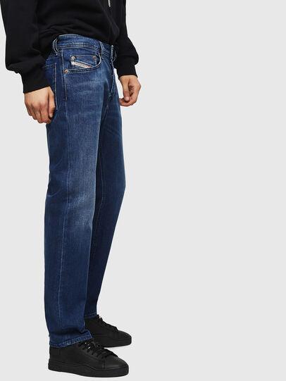 Diesel - Waykee 082AZ, Blu Scuro - Jeans - Image 5
