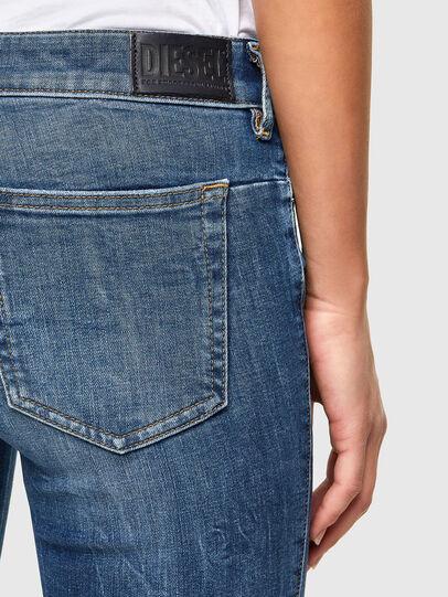Diesel - D-Jevel 009PK, Blu medio - Jeans - Image 4