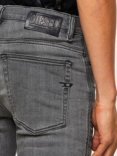 Diesel - D-Amny 009NZ, Nero/Grigio scuro - Jeans - Image 4