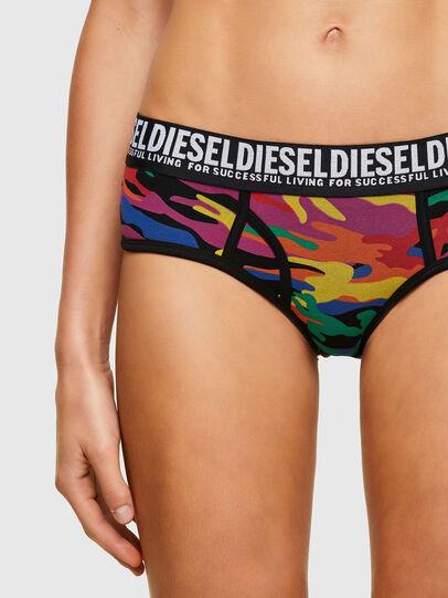 Diesel - UFPN-OXY-THREEPACK, Nero/Rosso - Slips - Image 4