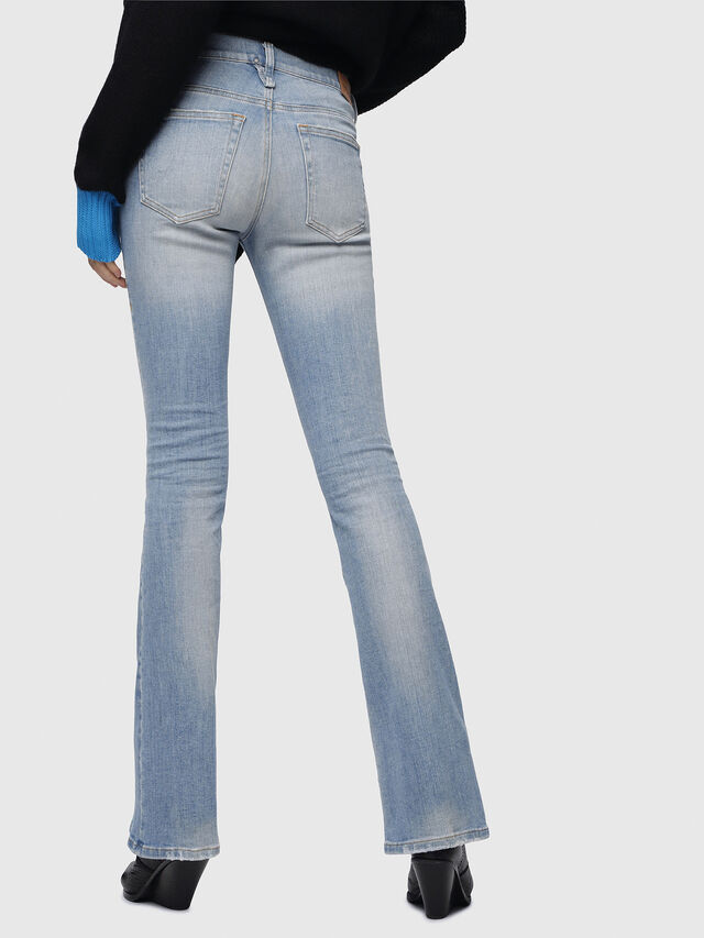 Diesel - D-Ebbey 086AW, Blu Chiaro - Jeans - Image 2