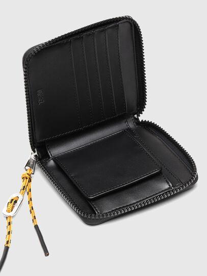 Diesel - PI-ZIP, Grigio - Portafogli Con Zip - Image 4