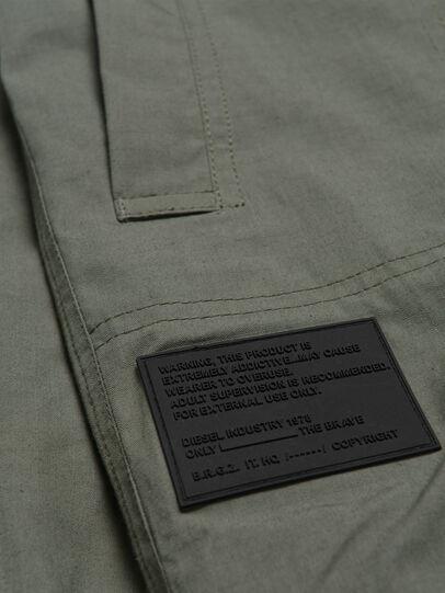 Diesel - PLEVOKI, Verde Militare - Pantaloni - Image 3
