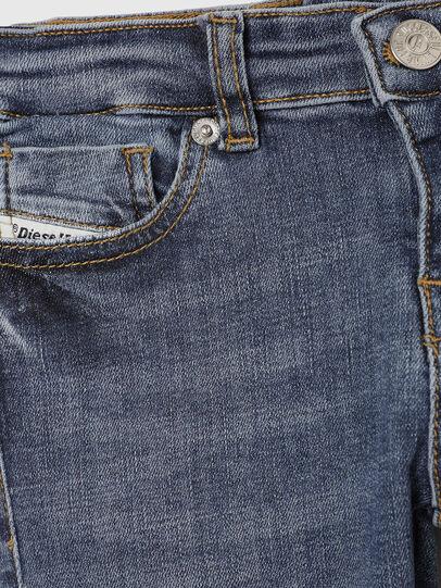 Diesel - SKINZEE-LOW-J-N, Blu Chiaro - Jeans - Image 3