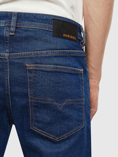 Diesel - Buster 0095Z, Blu Scuro - Jeans - Image 4
