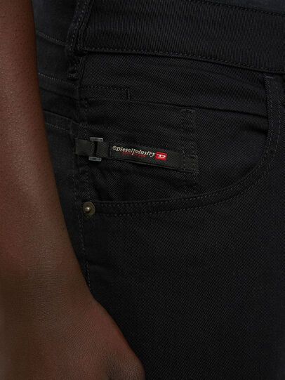 Diesel - D-Bazer 0688H, Nero/Grigio scuro - Jeans - Image 3