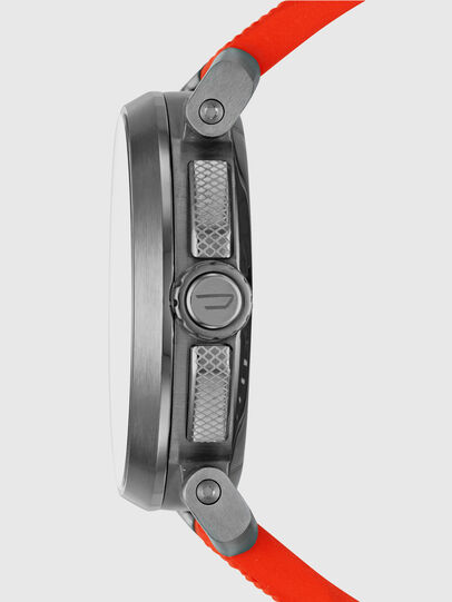 Diesel - DT1005, Rosso - Smartwatches - Image 2