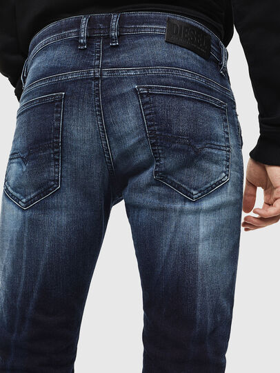 Diesel - Thommer JoggJeans 069IE, Blu Scuro - Jeans - Image 4