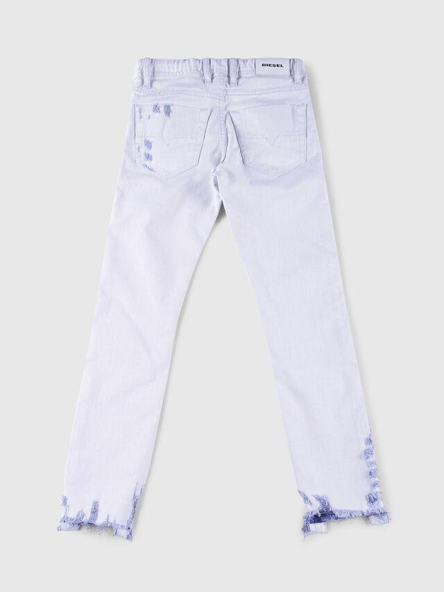 Diesel - TEPPHAR-J-N, Bianco Jeans - Jeans - Image 2