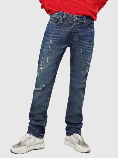 Diesel - Safado CN028, Blu Scuro - Jeans - Image 1