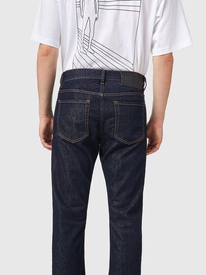 Diesel - D-Viker 084HN, Blu Scuro - Jeans - Image 4