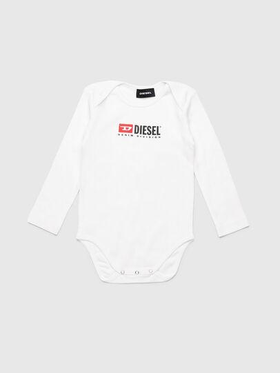 Diesel - UNLODIV-NB, Bianco - Underwear - Image 1
