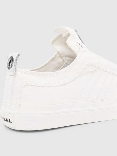 Diesel - S-ASTICO LOW ZIP SP, Bianco - Sneakers - Image 6