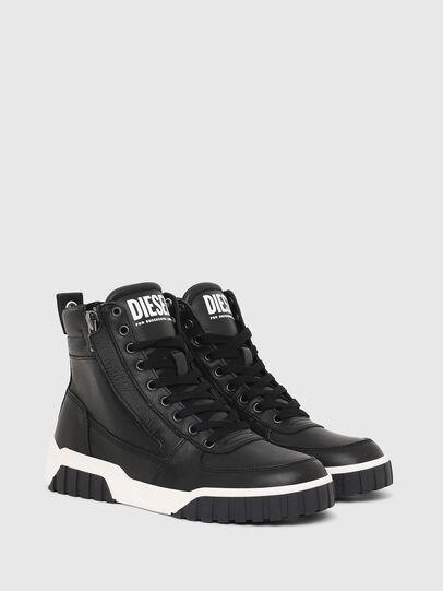 Diesel - S-RUA MID W, Nero - Sneakers - Image 2