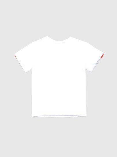 Diesel - TANGEB-R, Bianco - T-shirts e Tops - Image 2