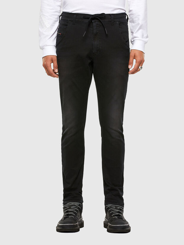 Krooley JoggJeans 0670M, Nero - Jeans
