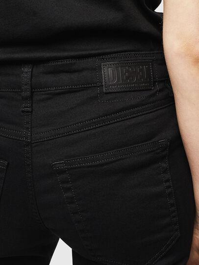Diesel - Babhila 069EI, Nero/Grigio scuro - Jeans - Image 4