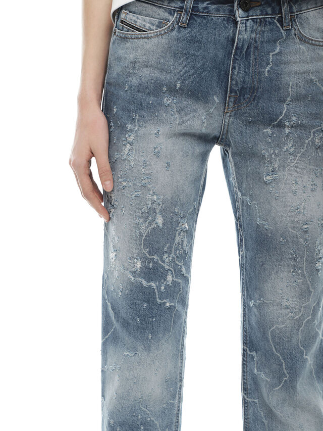 Diesel - TYPE-1820-23, Blu Jeans - Jeans - Image 4