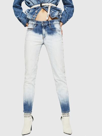 Diesel - D-Rifty 084AR, Blu Chiaro - Jeans - Image 1